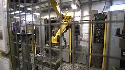 State Machine Tool Co.: Example of an automated process