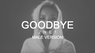 Gambar cover MALE VERSION | 2NE1 - Goodbye