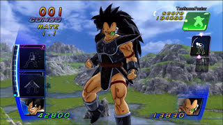 Let's Play Dragon Ball Z Kinect: Part 1 Over 9000 Included!