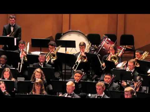 USC Symphonic Winds Performs Carmina Burana PART 1 2016
