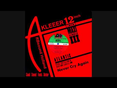 Kleeer - Never Cry Again (12inch) HQsound