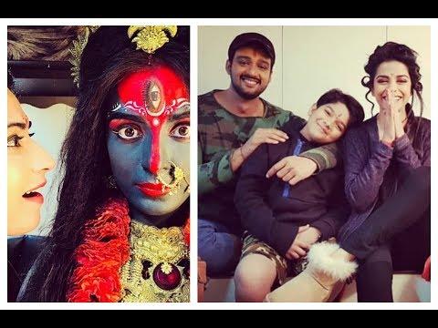 Mahakali Serial Last Day Shoot Actors Masti On Set