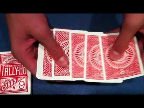 Magic Tricks Revealed: Mind Boggling Card Trick - Card Tricks Revealed