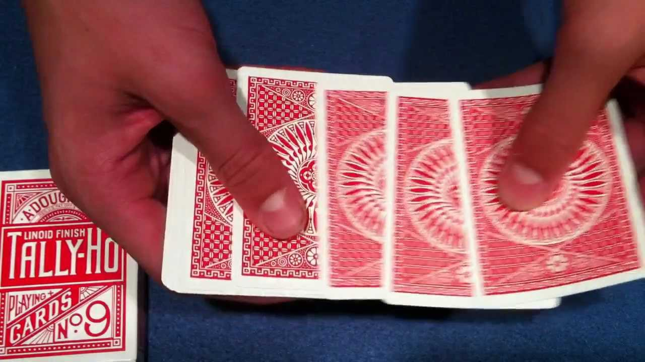 Magic Tricks Revealed: Mind Boggling Card Trick - Card Tricks Revealed
