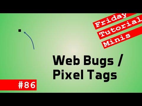Web Bugs Pixel Tags