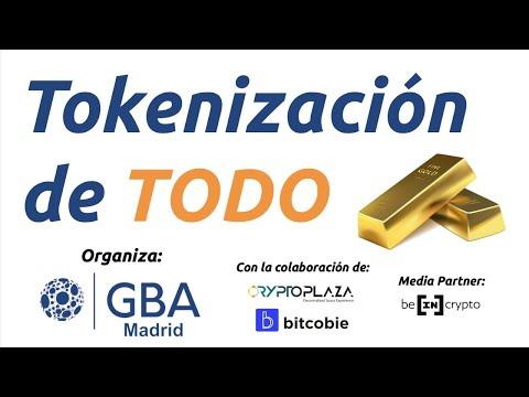Security TOKENS y TOKENS Respaldados por ACTIVOS | CRIPTOACTIVOS | GBA Madrid (2020)
