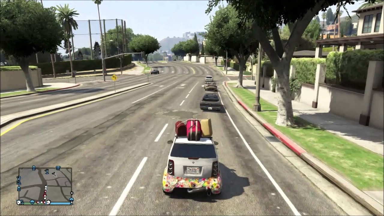 gta 5 online how to mess up a car meet youtube. Black Bedroom Furniture Sets. Home Design Ideas