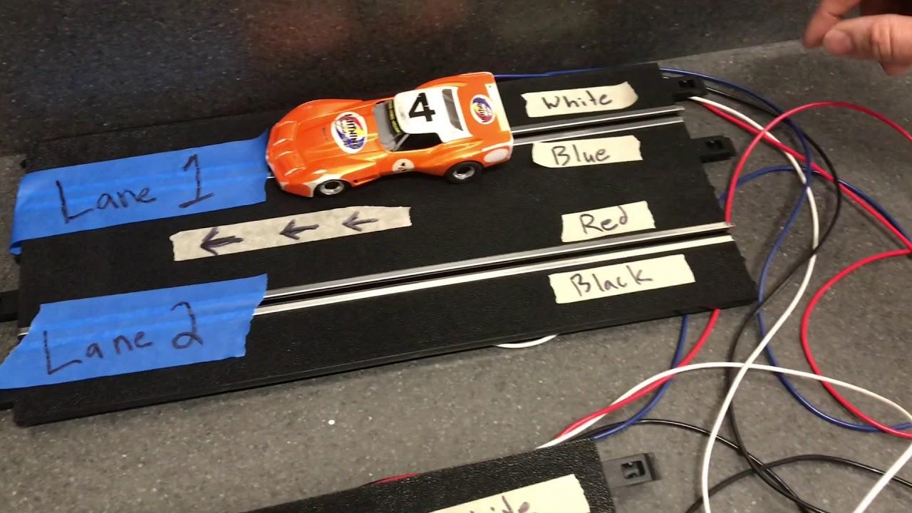 wiring ho slot car [ 1280 x 720 Pixel ]