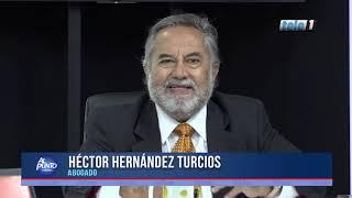 PROGRAMA AL PUNTO  9 DE JULIO HECTOR TURCIOS