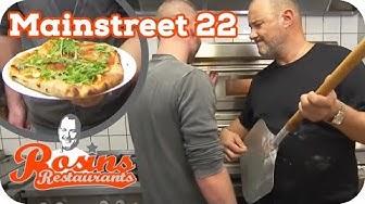 Frank in Action: 'Pizza Frank Rosin' als Erfolgsrezept!   6/8   Rosins Restaurants   Kabel Eins