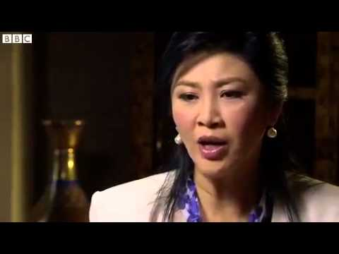 BBC News   Thailand's Prime Minister Yingluck Shinawatra on protests