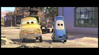 Pixar: Cars - original 2006 DVD trailer