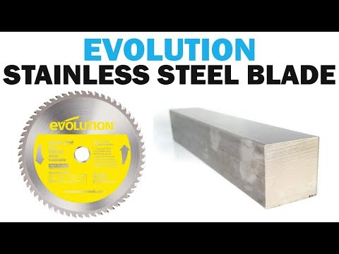 Testing The Evolution Stainless Steel Blade - 14BLADESSN   Fasteners 101