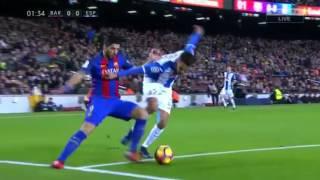 Скачать Полный матч Барселона Эспаньол 16 й тур Чемпионат Испании 2016 17 18 12 2016