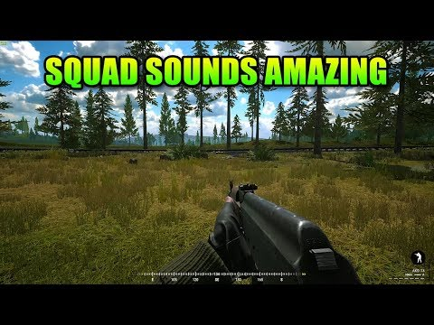 Squad Sounds Amazing - And Scary!