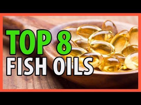 ⭐️✔️ 8 Best Fish Oils 2019 👍🏻⭐️