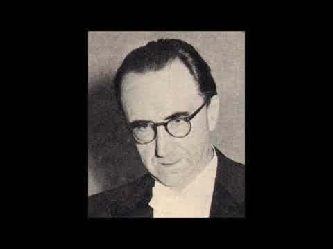 "Johannes Brahms ""Symphony No 4"" Hans Rosbaud"