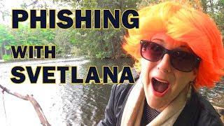 Phishing with Svetlana