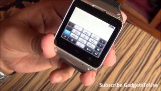 Spice Smart Pulse Smart Watch, Phone Hands on, Quick Review, Price, Unboxing, Features and Overview