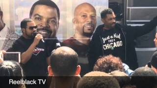 Ice Cube & Deon Cole - #BarbershopTour in Philly