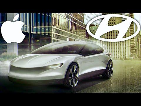 Apple considers Hyundai for AppleCar Production
