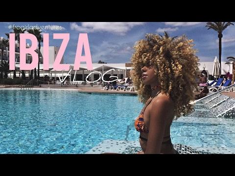Hiking, Freestyle Rapping & Luxury Hotel! #FroGirlAdventures: Ibiza
