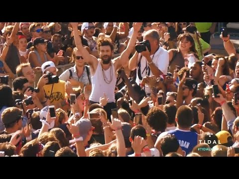 Edward Sharpe & The Magnetic Zeros  Truth  in Philadelphia 2016