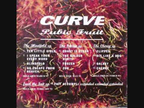 Curve - The colour hurts