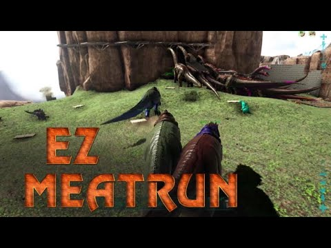 BLACKOUT MEATRUN SUPREMACY SERVER 276 | XBOX ONE OFFICIAL PVP | ARK SURVIVAL EVOLVED