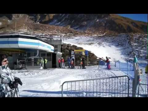 Val di Sole - grudzień 2011 cz.1