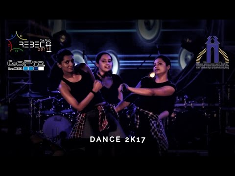 Dance Performance by Archi , REBECA 2017 , IIEST SHIBPUR