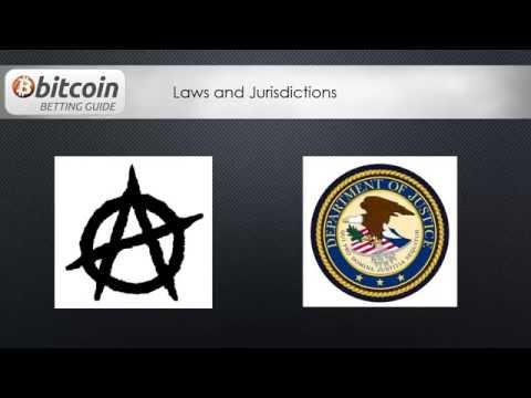 Crypto Gambling Laws