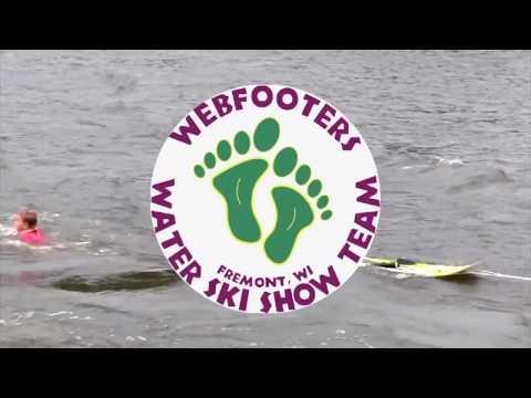 Webfooters Water Ski Show Team