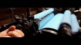 Jukebox Print - Bringing Together the World of Art and Letterpress Printing