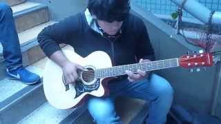 TOCANDO GUITARRA Part 3