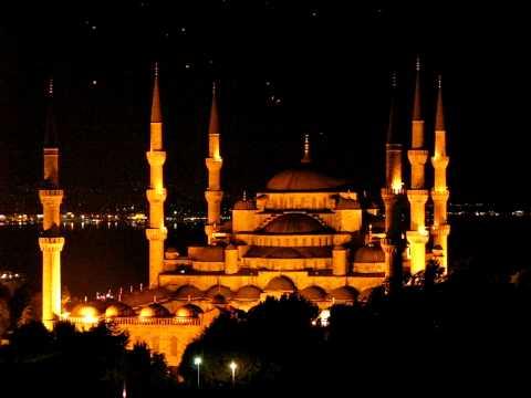 Blue Mosque Call to Prayer