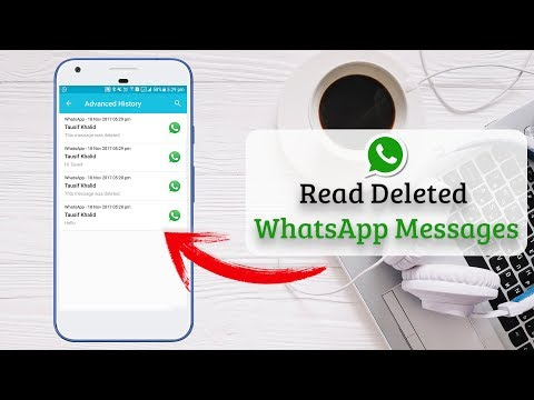 How To Read Deleted WhatsApp Chats Android