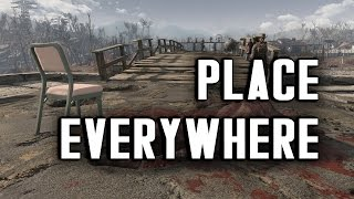 Place Everywhere - How to Install & Use It - Fallout 4 Mods