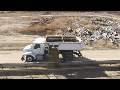 Feed Truck Drone