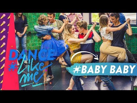 Dance #LikeMe   Dans mee op 'Baby baby'