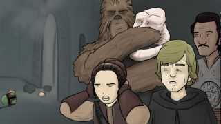 Comment ça aurait dû finir : Le Retour du Jedi