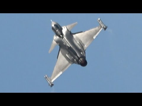 International Sanicole Air Show 2017 JAS39 Gripen Swedish Air Force #Sanicole