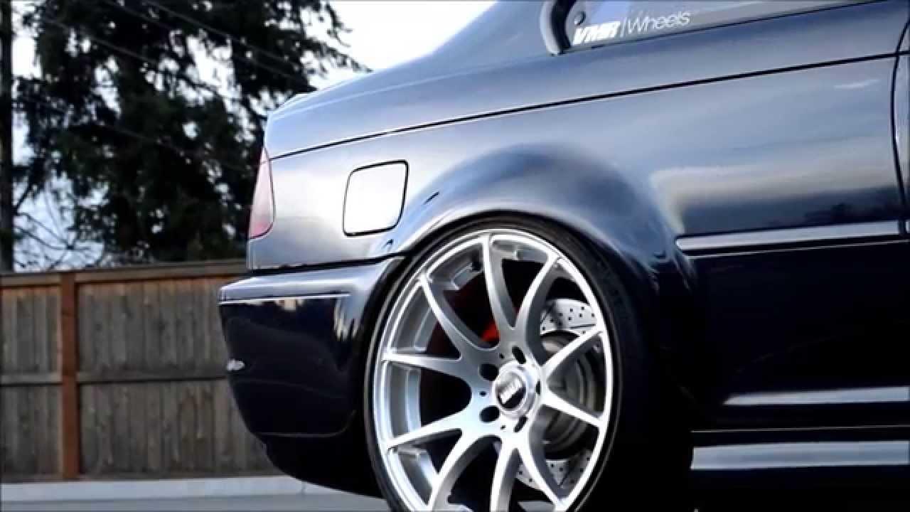 Vmr Wheels Short E46 M3 Youtube