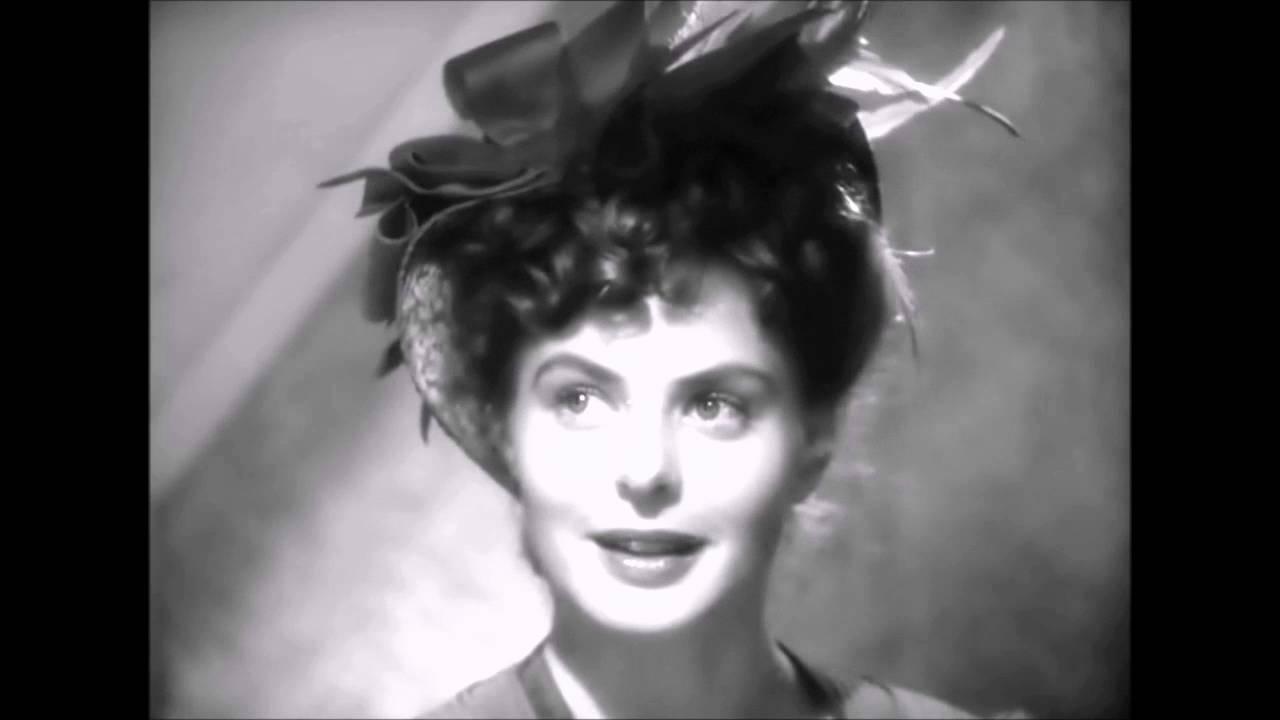 Ingrid Bergman filmography