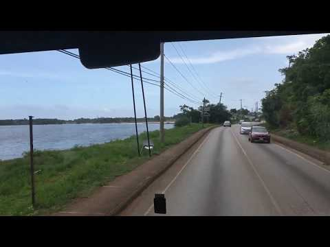 Knutsford express , Montego Bay to Ocho Rios , Jamaica - 1 RAW minute