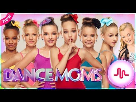 NEW Dance Moms Musical.ly 2017 | Best Dance Moms Girls JoJo Mackenzie Maddie Nia Musically
