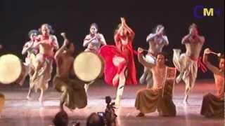 Isha Sharvani Dance Rehearsals  Shiv-Shakti