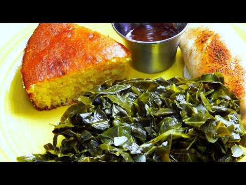 how-to-cook-southern-style-collard-greens-#soulfood- -#collards