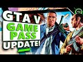 Xbox game pass update  gta v zombie army 4 mlb 21 the show  more added