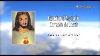 Oracion al Sagrado Corazon de Jesus